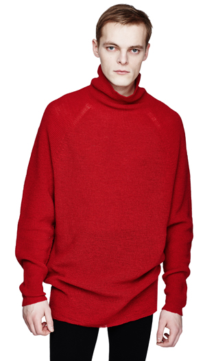 LONG SLEEVE TEFLON SWEATER